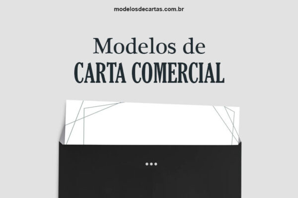 5 Modelos de Carta Comercial Prontos para Usar